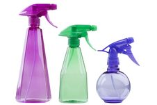 Free Plastic Spray Royalty Free Stock Photos - 16499408