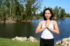 Free Meditation 2 Stock Photo - 1651090