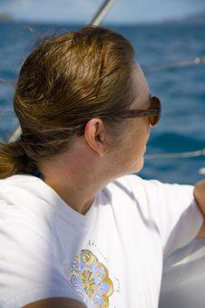 Free Caribbean Sailing Stock Images - 1651824