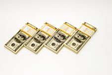 Free Dollars Stock Photography - 1651872
