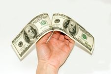 Free American Dollars Stock Photography - 1651962