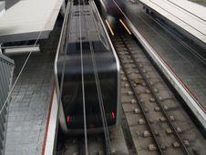 Free Metro Royalty Free Stock Images - 1652509