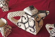 Free African Teapot Stock Image - 1652961