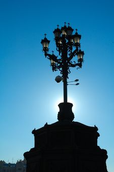 Free Street Lamp Stock Photo - 1653760