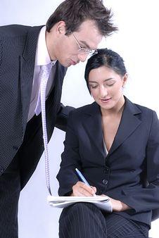 Free Communicating Business Stock Photo - 1654340