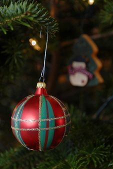 Hanging Ornament Stock Image