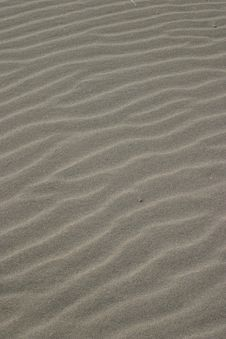 Free Sand Ripples Royalty Free Stock Images - 1655059