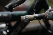 Free Bike Handlebar Royalty Free Stock Images - 1656099
