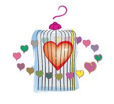 Free Many Heart Royalty Free Stock Photography - 1657537