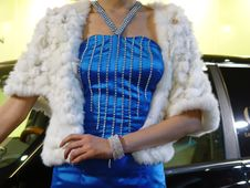 Free Pretty Woman With Jewelry Stock Images - 1658514