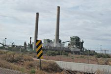 Free Industrial Power Plant Stock Photography - 1659922