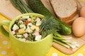 Free Cold Vegetarian Dish Royalty Free Stock Image - 16500856