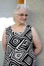 Free Portrait Of A Happy Senior Lady Royalty Free Stock Photos - 16504728