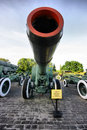 Free Cannon Barrel Stock Images - 16505824