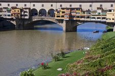 Free Ponte Vecchio Royalty Free Stock Photo - 16501755