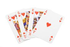 Free Playing Cards Stock Image - 16502381