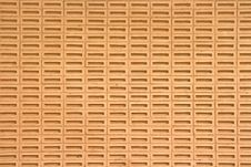 Free Orange Brick Wall Stock Photo - 16502390