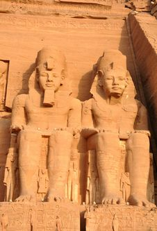 Free Pharaoh Ramesses II Egypt Royalty Free Stock Images - 16503859
