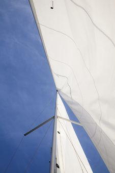 Free Yacht Canvases Stock Photography - 16503942