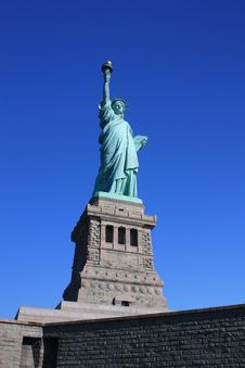 Free Statue Of Liberty Stock Photo - 16504960