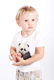 Free Baby Girl Child Stock Images - 16505144