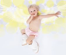 Free Baby Girl Child Stock Photos - 16505263