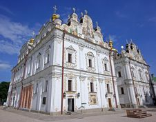 Free Monastery In Kiev Royalty Free Stock Photo - 16505715
