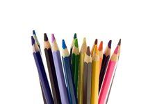 Free Color Pencils Stock Photos - 16505873