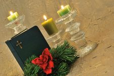 Free Christmas Background/greeting Card Stock Images - 16506114