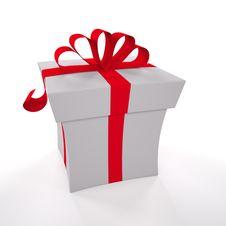 Free Gift Royalty Free Stock Photos - 16506748