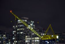 Free Quayside Construction Royalty Free Stock Image - 16507716