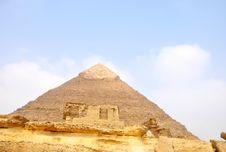 Free Pyramid Royalty Free Stock Photo - 16508065