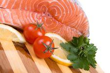 Free Raw Salmon Stock Photo - 16508530