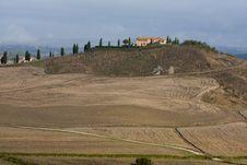 Free Tuscany Landscape Stock Photography - 16509382