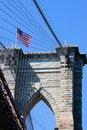 Free New York City Brooklyn Bridge Royalty Free Stock Photos - 16518128