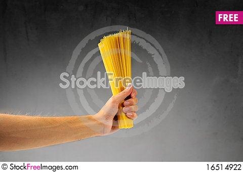 Free Spaghetti Stock Photography - 16514922