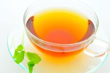 Free Peppermint Tea Royalty Free Stock Photography - 16510197