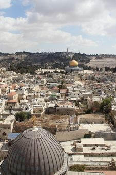 Free Old City Of Jerusalem Stock Photo - 16510370