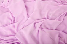 Free Pink Fabric Royalty Free Stock Photo - 16510405
