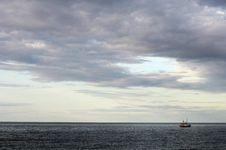 Free Fishing Boat Stock Image - 16510421