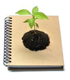 Free Concept Picture Of Recycle Notebook Stock Images - 16510804