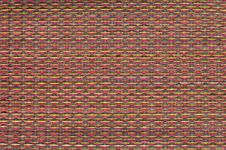 Free Thai Native Weave Mat Stock Photography - 16511102