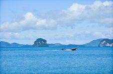 Free Klong-moung Beach Royalty Free Stock Photo - 16511295