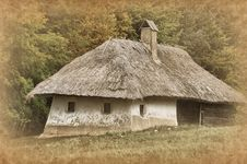 Free Ukrainian House Royalty Free Stock Photos - 16511618