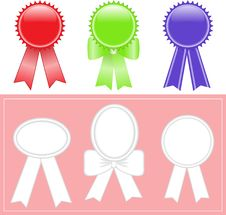 Free Set Of Medals Stock Photo - 16511750