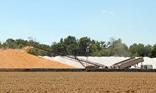 Free Unloading Corn Stock Images - 16512134
