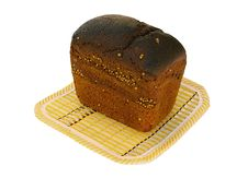 Free Loaf Of Rye Bread With Caraway Royalty Free Stock Images - 16512659