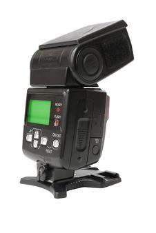 Free Camera Flashlight | Isolated Royalty Free Stock Images - 16512759