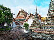 Free Thai Temple In Bangkok Royalty Free Stock Images - 16512839