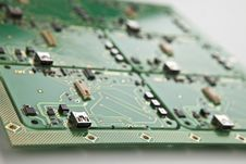 Free Printed Circuit Stock Photo - 16512950